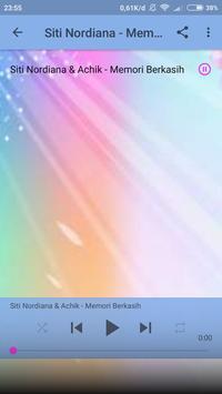 Siti Nordiana - Memori Berkasih MP3 Terbaru screenshot 7