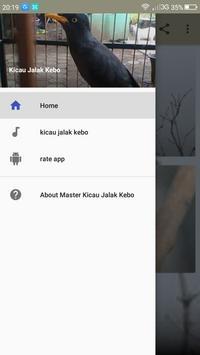Master Kicau Jalak Kebo screenshot 2