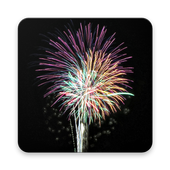 Exploding Firework Wallpapers icon