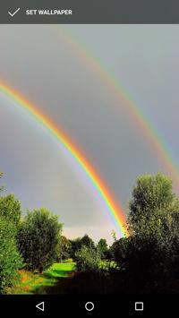 Rainbow Wallpapers apk screenshot