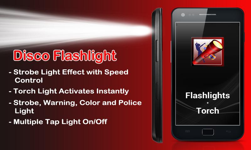 Disco Flashlight for Android - APK Download