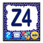 Z4 Theme and Launcher icon