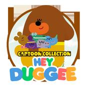 Hey Hello Duggee cartoon collection icon