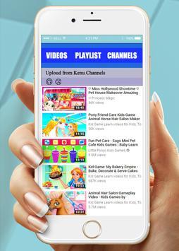 Libii Games For Kids screenshot 1