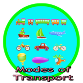 Transport Vehicles kids icon