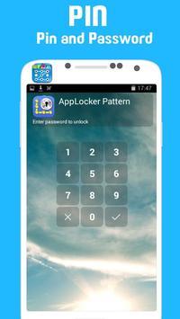 AppLock Pattern apk screenshot