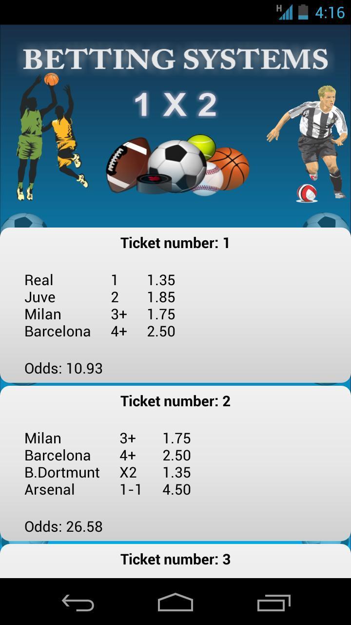 3 4 ball betting evo stik premier league betting predictions