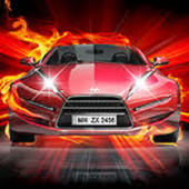 Street Race Cars Wallpaper icon