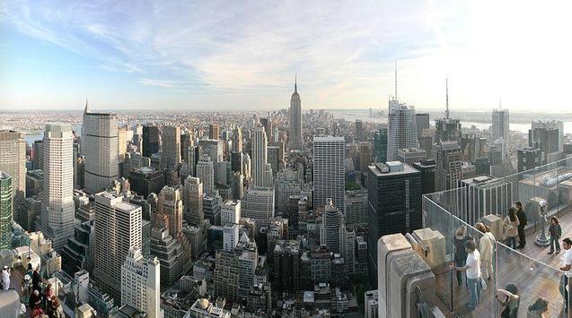 New York City HD Wallpaper Apk Screenshot
