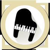 소리엘피아노미술 icon