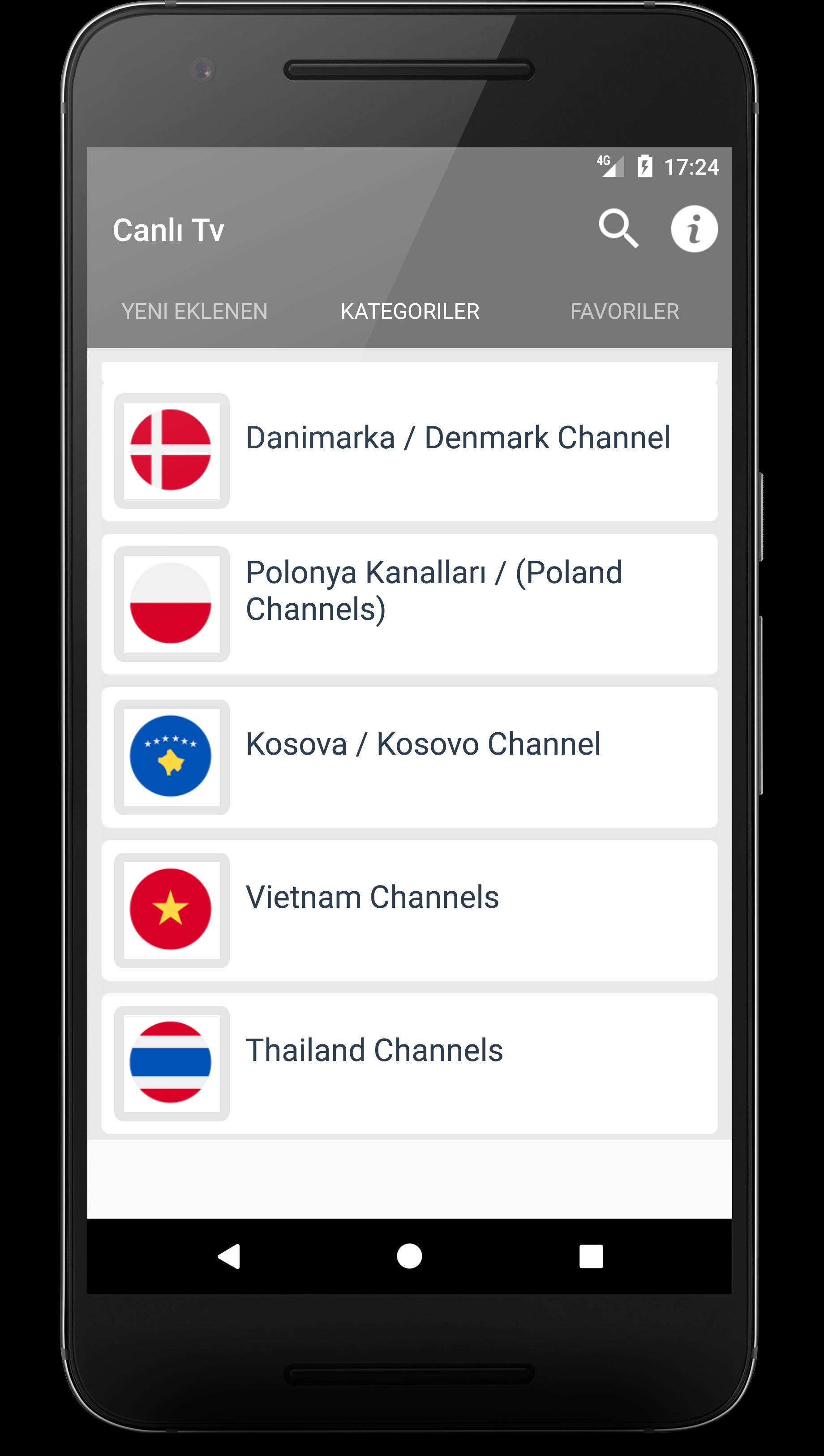 Televizyonum for Android - APK Download