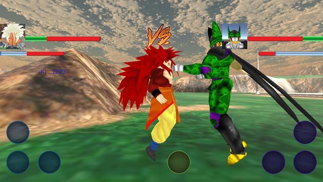 Goku AF Figthers screenshot 3