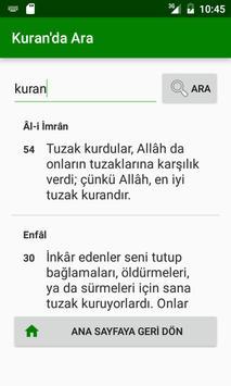 Kuran Meali S. Ateş screenshot 3