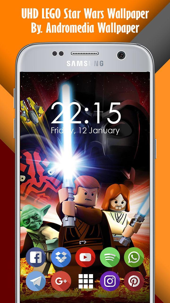Uhd Lego Star Wars Wallpaper Ultra Hd Quality For Android Apk