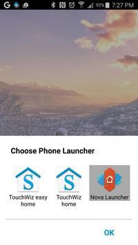 Andromium Launcher poster