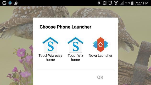 Andromium Launcher apk screenshot