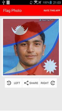 Nepal Flag Photo Editor apk screenshot