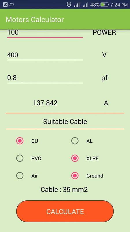 Cable size calculator the best cable of 2018 famous wire gauge calculator adornment electrical circuit diagram greentooth Gallery