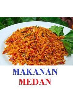 Resep Makanan Medan poster