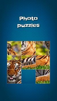 Photo Puzzles - Jeux De Réflexion poster