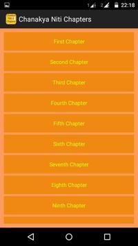 Chankya Niti Chapter apk screenshot