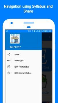 ibps po 2017 apk screenshot