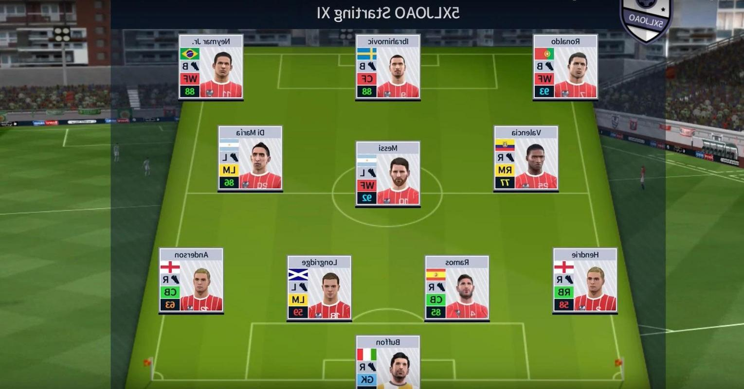 2baefe00e Hint of DREAM LEAGUE SOCCER 18 for Android - APK Download
