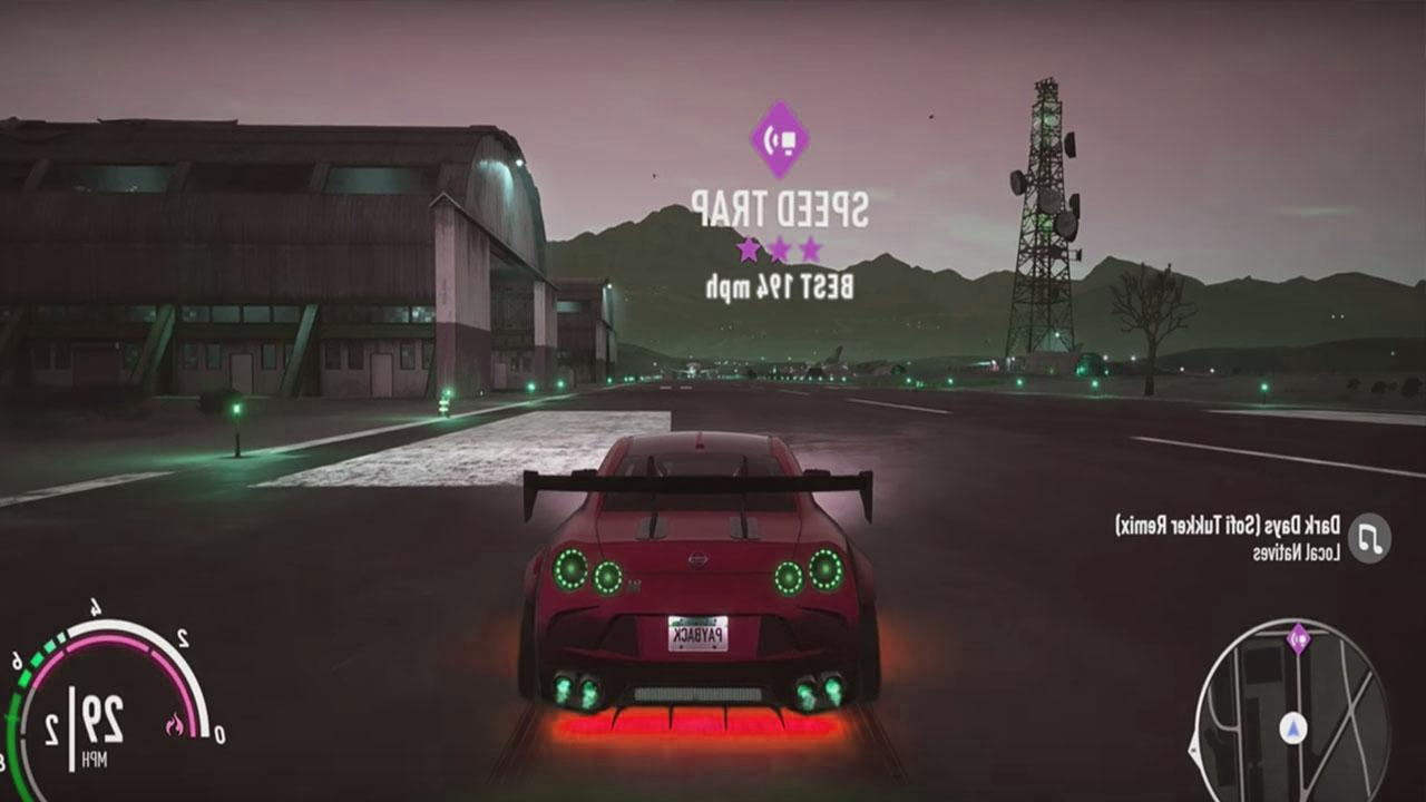 Hint of NEED FOR SPEED PAYBACK for Android - APK Download