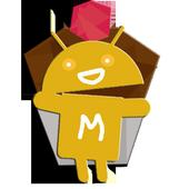 Muffin Platlogo (Android 5.2) icon