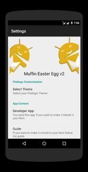 Muffin Platlogo (Android 5.2) screenshot 5