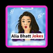 Alia Bhatt Jokes icon