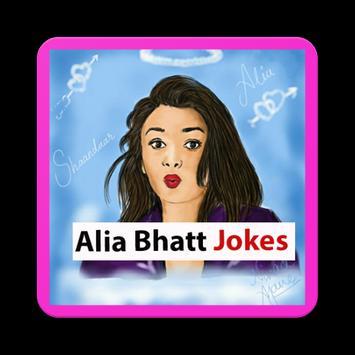 Alia Bhatt Jokes poster