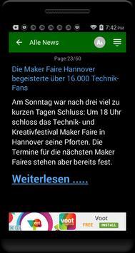 Deutschland News HD apk screenshot