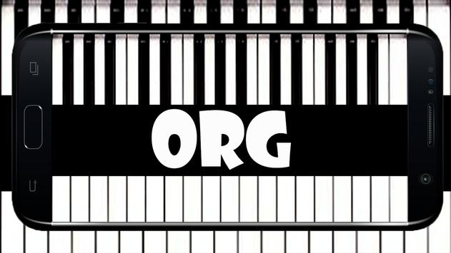 Org Piano Pro 2018 poster