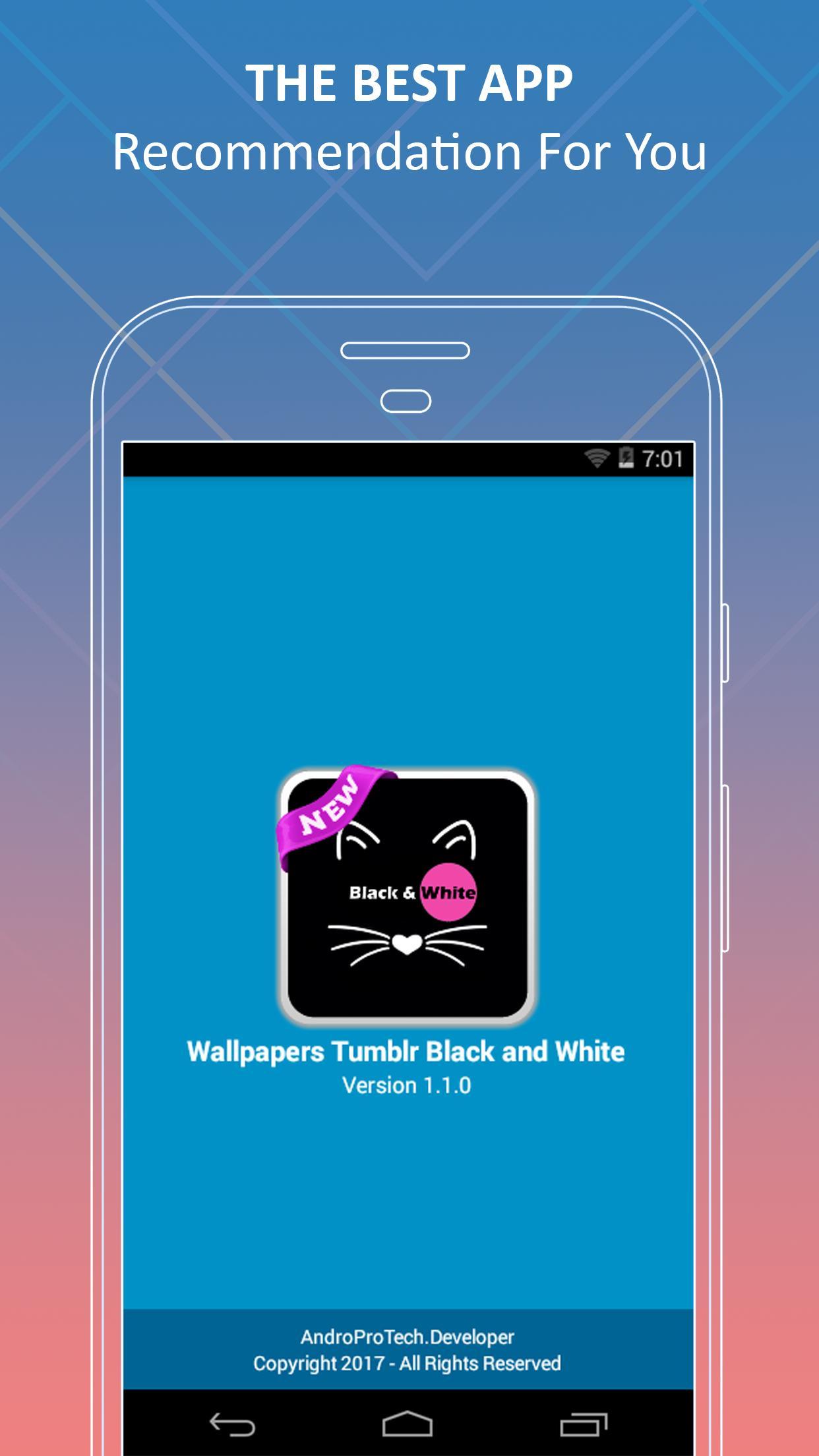 Sfondi Tumblr In Bianco E Nero For Android Apk Download