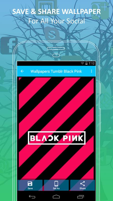 Wallpapers Tumblr Black Pink For Android Apk Download