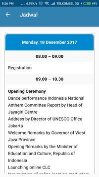 Inagurasi & Seminar 2017 screenshot 2