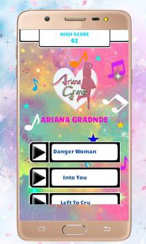 Ariana Grande Piano Tiles screenshot 1