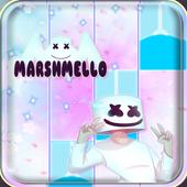 Marshmello Piano Tiles icon