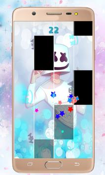 Marshmello Piano Tiles screenshot 2