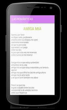 Las Romanticas musicas palco apk screenshot