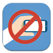 Dont Touch Phone (lock) icon