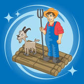 River Crossing : Logic Puzzles icon