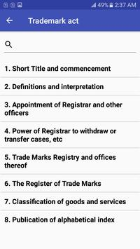 Intellectual property laws screenshot 1