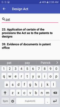 Intellectual property laws screenshot 2