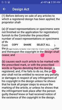 Intellectual property laws screenshot 4