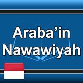 Arbain Nawawiyah Terjemahan Indonesia Free icon