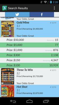 PA Lotto Scratch Pro! screenshot 3
