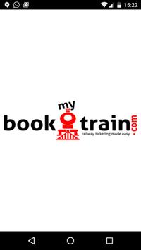 BookMyTrain, Railway Ticketing Made Easy poster