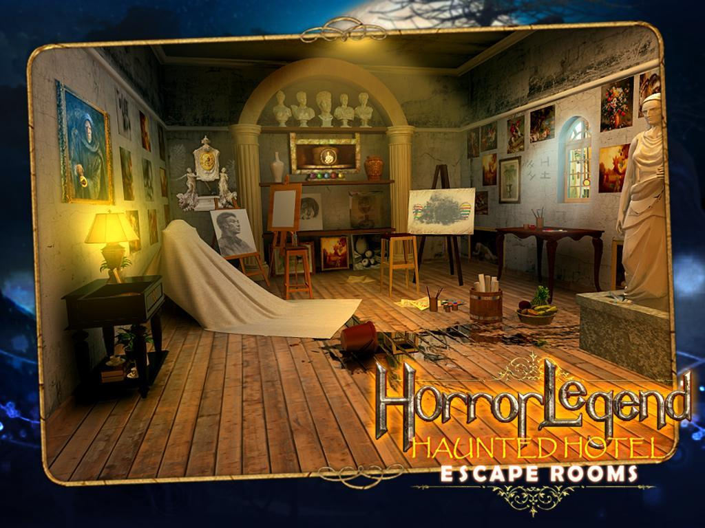 Escape Rooms - Haunted Hotel for Android - APK Download
